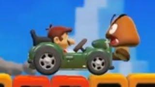 Super Mario Maker 2 3D World Style Trailer Nintendo Direct 2019