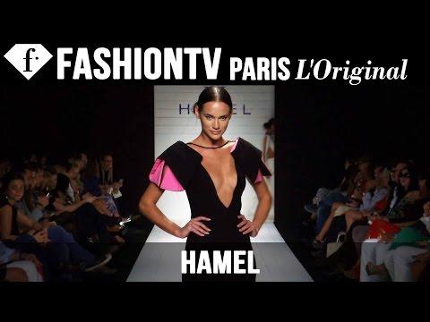 Hamel Fashion Show | Funkshion Fashion Week Miami Beach 2015 | Fashiontv video