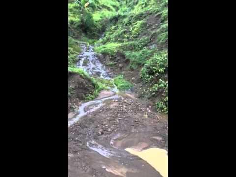 Water needs in Haiti