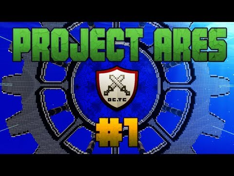 JUGANDO PROJECT ARES - MINECRAFT PvP #1