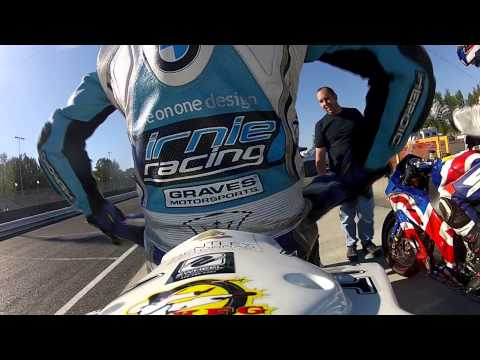 "BMW S1000RR Superbike Racer Documentary 2012: ""Elbow Down"""