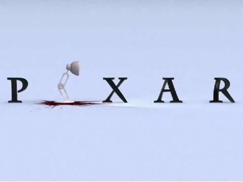 Pixar Intro Parody