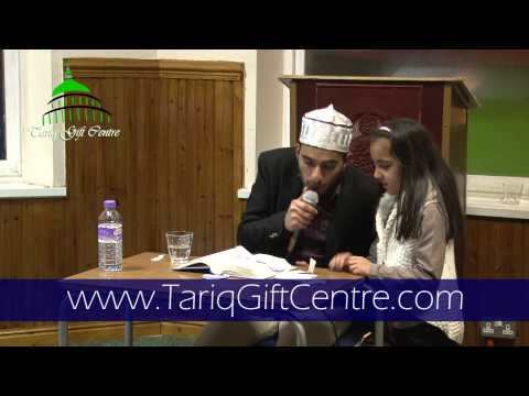 Milad Raza Qadri [spiritual Retreat 2012] video