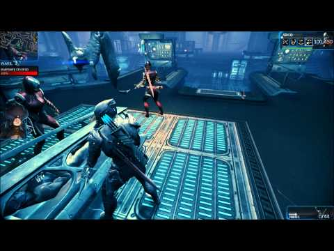 Warframe Update 7 - Ash - Bow (paris). Pet (wyrm)   Overview