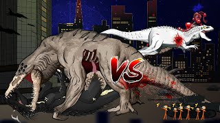 Dinosaurs Battle |  SCP 682 VS Jurassic World  Dinosaurs, Godzilla