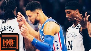Brooklyn Nets vs Philadelphia Sixers - Game 5 - Full Game Highlights | April 23, 2019 NBA Playoffs