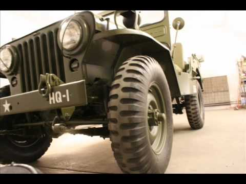 Hqdefault on 1951 Willys Jeep M38