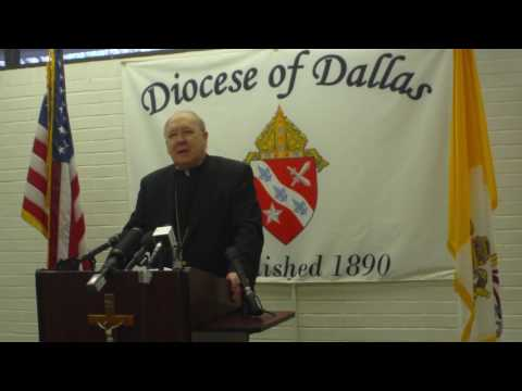 Bishop Farrell announces auxiliary bishops