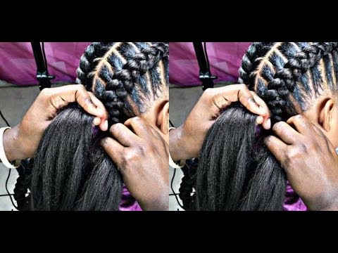 325 Two Easy And Simple Braids Youtube