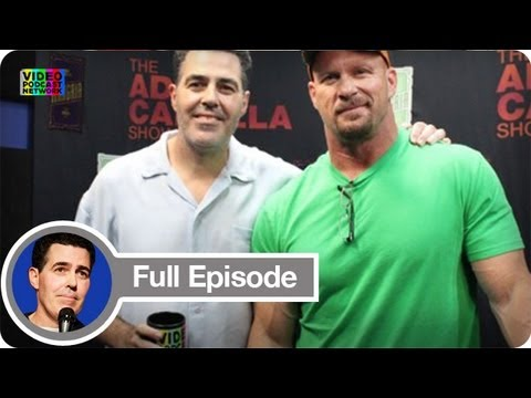 Stone Cold Steve Austin & David Wild  | The Adam Carolla Show | Video Podcast Network