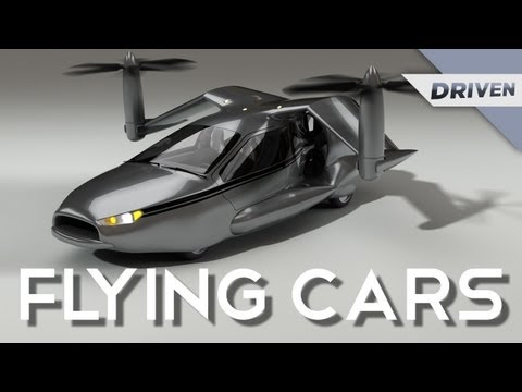 Flying Cars Are Coming! - TechnoBuffalo's Driven