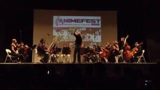 Naruto: Tristeza y Pena - Orquesta Sinfonica