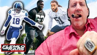 Coach Brown New Book! Fellow Youtuber Signs Pro Football Contract! Ronald Ollie, Dakota Allen & More
