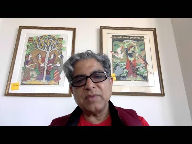 The Mind Body Connection, Integrative Medicine, Endocrinolgy & Metabolism - Deepak Chopra