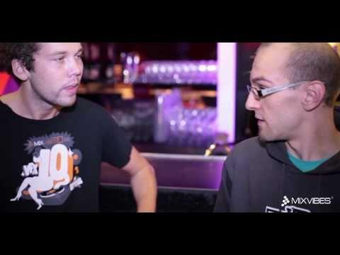 MixVibes DJ Contest #2 - Ninja Tune XX Party - La Machine, Paris - OCT 2010