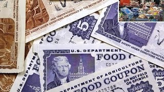 GOP Cuts Food Stamps While Record Americans in Poverty
