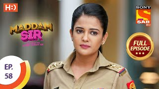 Maddam Sir  - Ep 58  - Full Episode - 31st August 2020