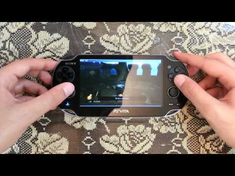 DARK SOULS Using PS Vita Remote Desktop