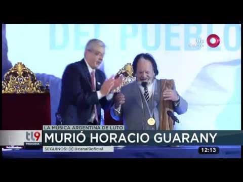 Murió Horacio Guarany