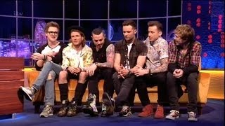 """McBusted On The Jonathan Ross Show Series 6 Ep 8.22 Feb 2014 Part 4/4"