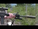 Military Grade Gun Suppressors Silencers Homemade .50 cal .223 .308