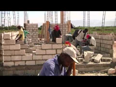 Progress Slow Two Years After Haiti Quake