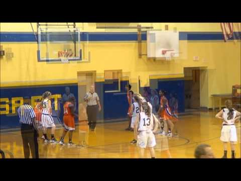 Highlights from the Holy Spirit High School vs Millville (JV) Girls Basketball Game