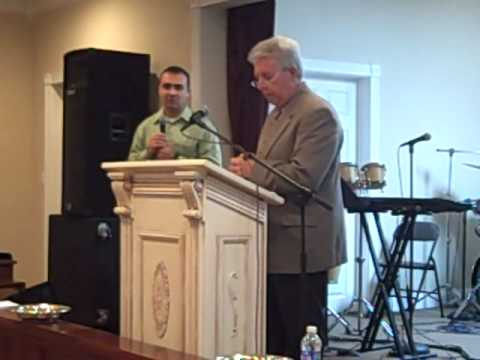(PARTE 2)PASTOR ROGER MEYERS PREACHING IN TEMPLO MAGDIEL 3-28-10 Video