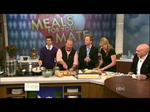 The Chew Full Episode Neil Patrick Harris and David Burtka 2012