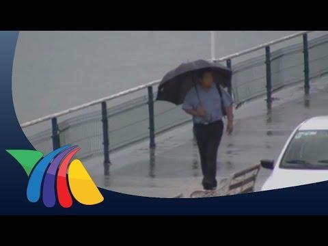Tuxpan, en alerta roja por tormenta Dolly   Noticias de Veracruz