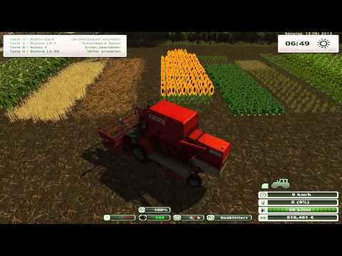 LS13 MultiFruit Mod Beta Vorstellung