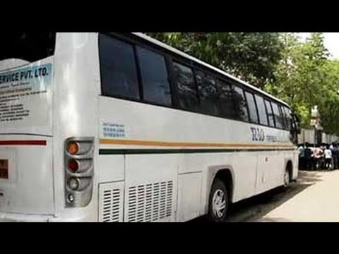 10 Year Old Girl Allegedly Raped Inside A Bus In Delhi video