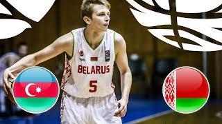 Азербайджан до 20 : Беларусь до 20
