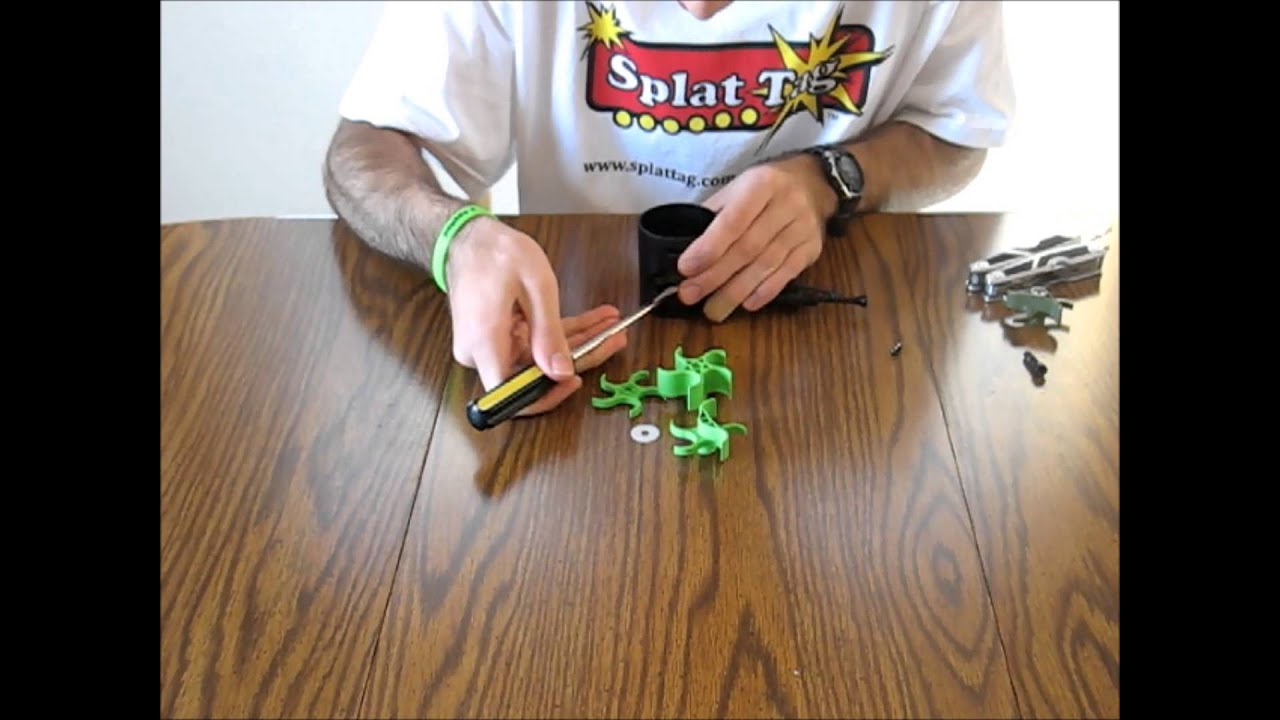 X7 Squishy Paddles : How To Install The TechT Squishy Paddles and Review - YouTube