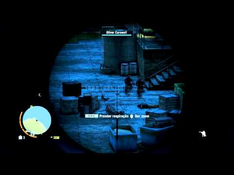 Far Cry 3 Gameplay PC\Missão: Resgatando Oliver