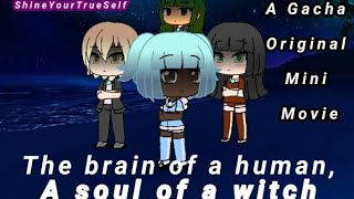 The Brain of a Human, A Soul of a Witch    GLMM   Fantasy Drama