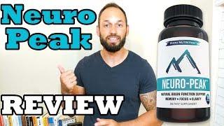 Top Selling Brain Supplement Neuro-Peak 2017 Nootropic Supplement Review
