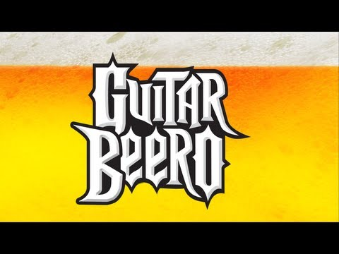 Drinking Games for Gamers - Guitar Beero