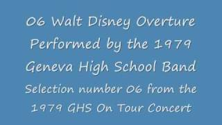 Walt Disney - Overture