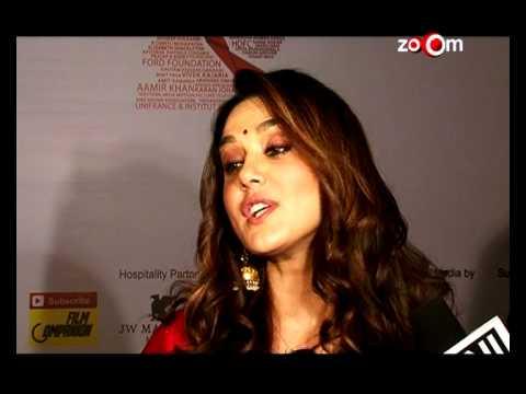 Preity Zinta at a Film Festival | Bollywood News