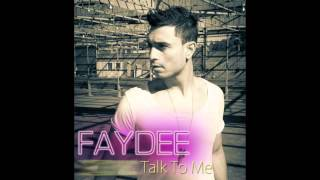 Faydee - Talk To Me (FULL 2012)