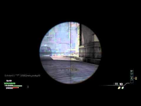 Cartooner - MW3 Game Clip