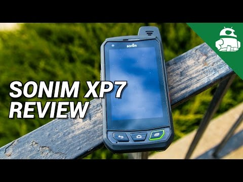 Sonim XP7 Review - Indestructible Phone?