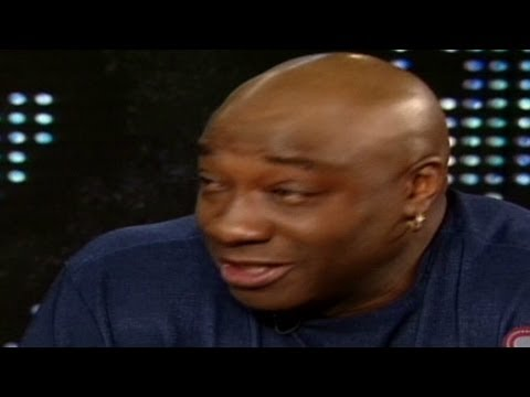 2000: Michael Clarke Duncan before fame
