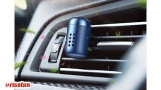 Baseus Metal Aromatherapy Car Air Freshener (RisoFan💻)