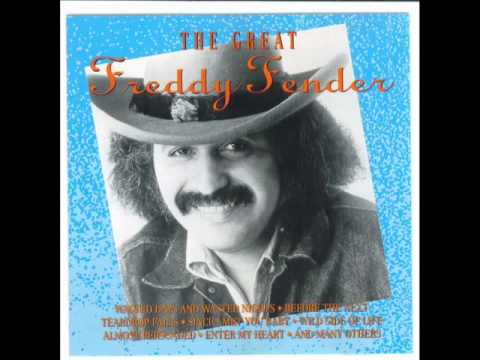 Freddy Fender - I'm leaving it all up to you.wmv