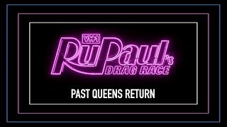 Past Queens Advice for RuPaul