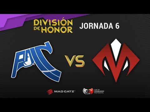 Pain Gaming vs SummaGG  #LoLHonor Jornada 6, T.8
