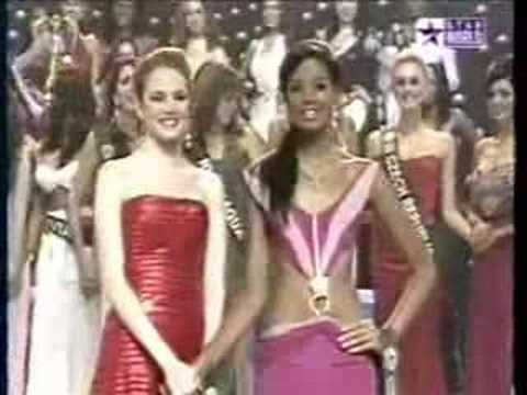 Miss Earth 2005 - Crowning Moment