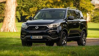 Off-Roading In The 2019 Ssangyong Rexton - New Motoring